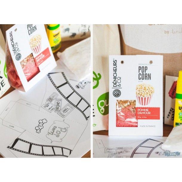 Kit Pop Corn