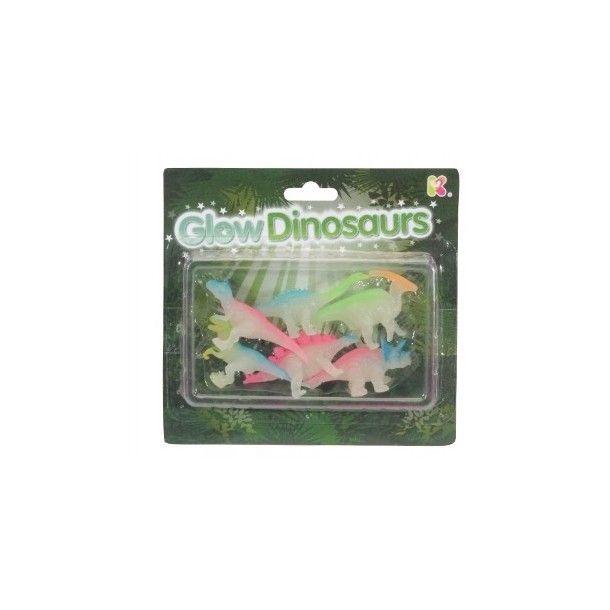 Dinosaures phosphorescents