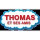 Livret de jeux Thomas et ses Amis