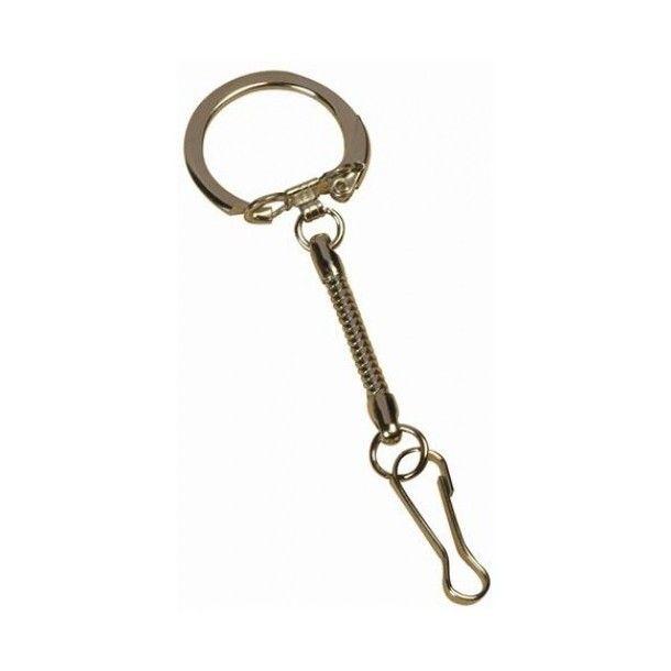 Porte-clefs et mousqueton