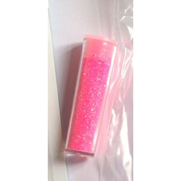 Tube de paillettes