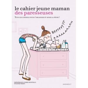 Cahier jeunes mamans des Paresseuses