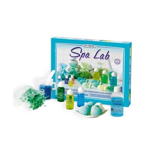Mini Kit Spa Lab