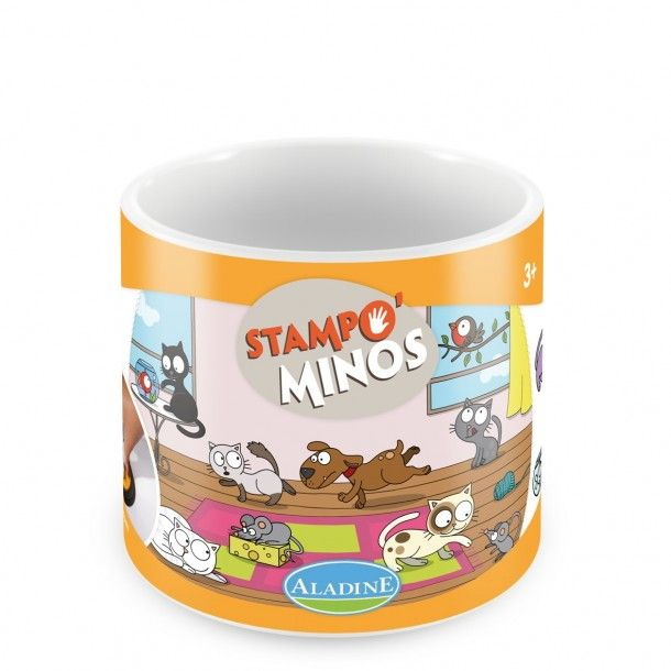 Tampons Stampo Minos Chats