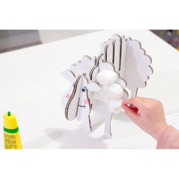 Mouton à fabriquer