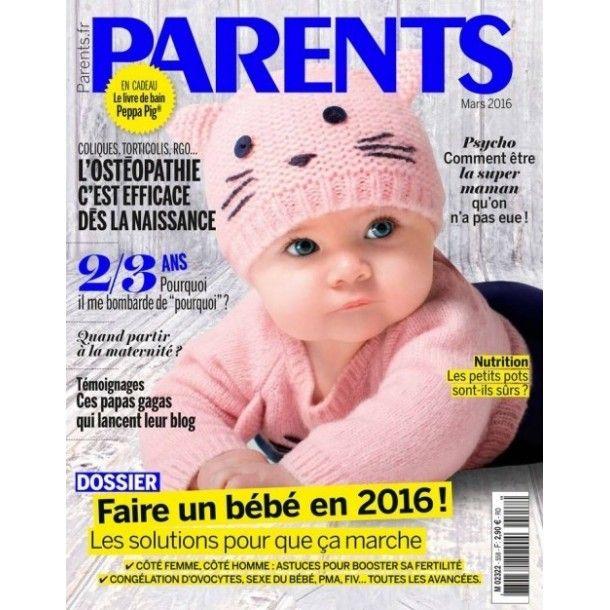 Magazine Parents - Janvier/Février 2016