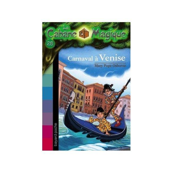 Cabane Magique Carnaval à Venise