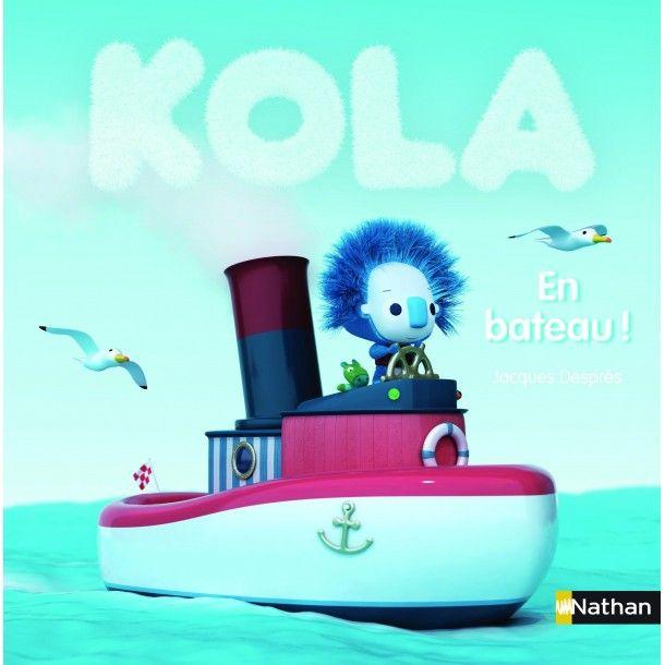 Kola en bateau !