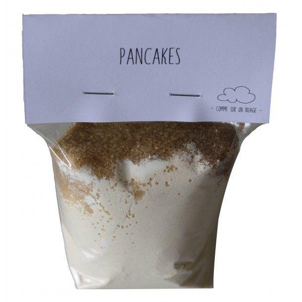 Préparation à pancakes