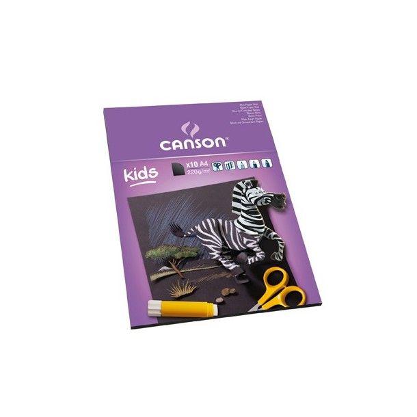 Bloc Canson® Création Noir