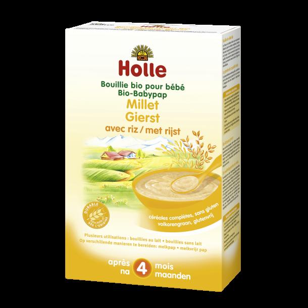 Bouillie de Millet