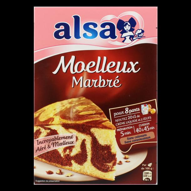 Préparation Moelleux Marbré alsa®