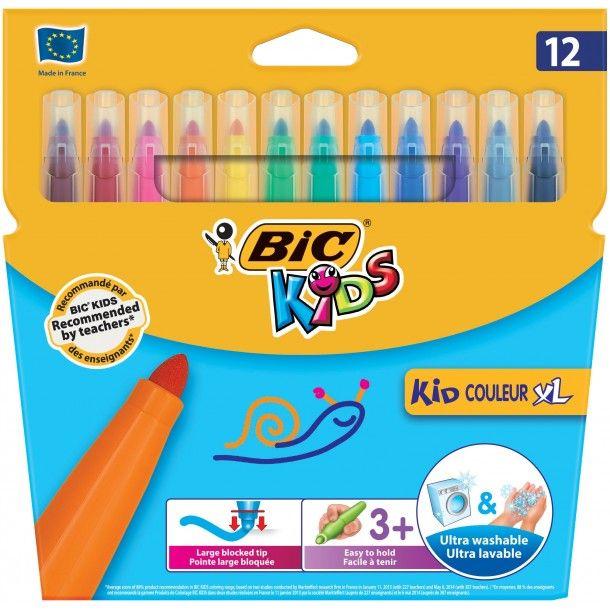 BIC® KIDS Kid Couleur XL