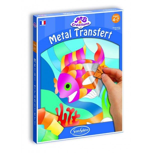 Metal transfert - fonds marins
