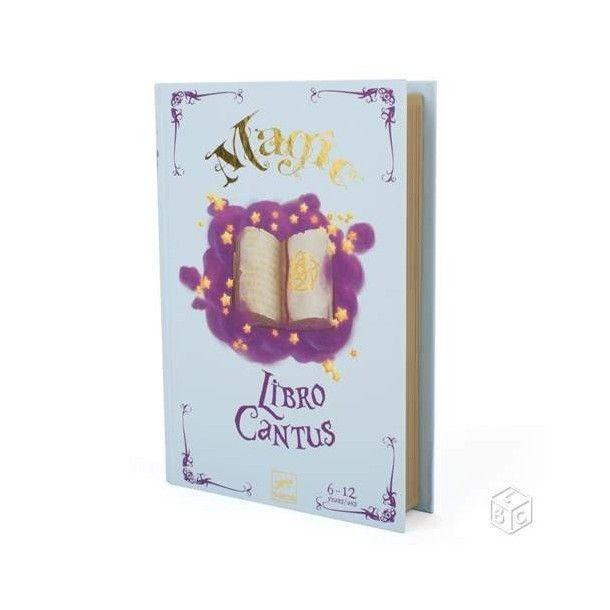 Libro Cantus