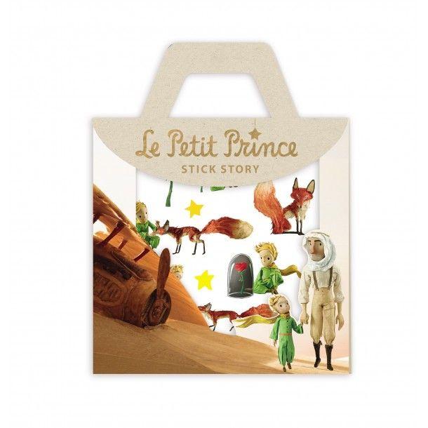 Coffret Stick Story Le Petit Prince