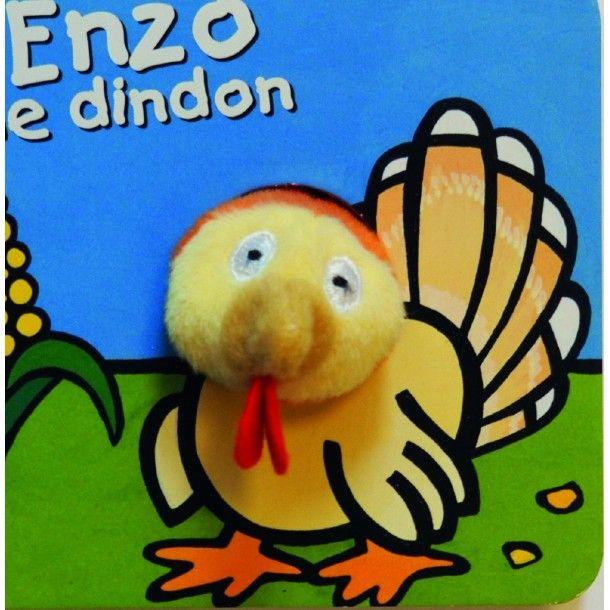 Livre Enzo le dindon