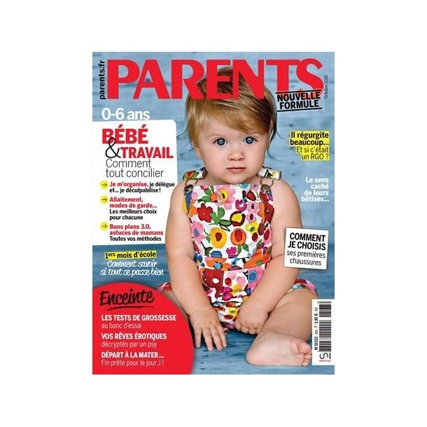 Magazine Parents - Août/septembre 2016
