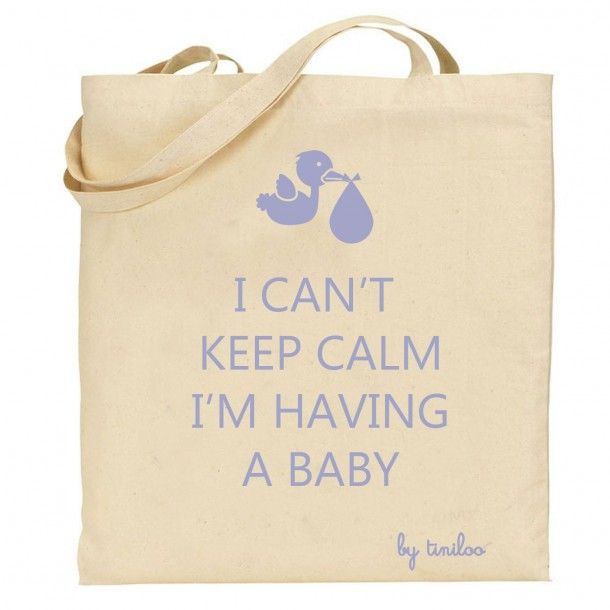 Tote Bag Future maman