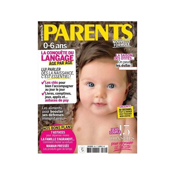 Magazine Parents - Novembre 16