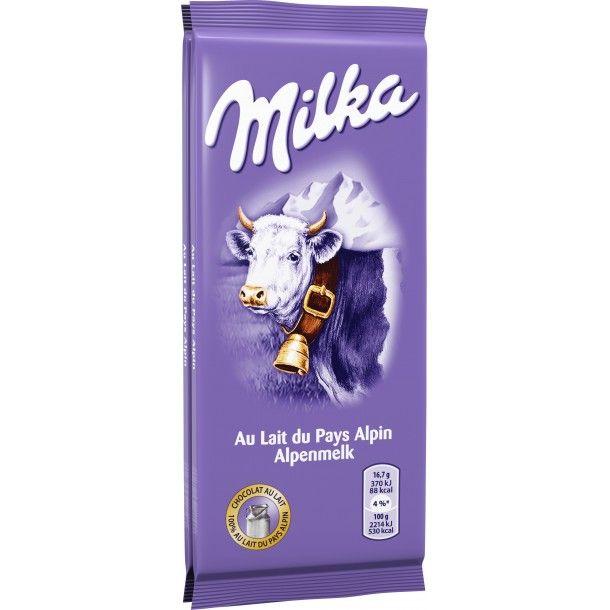 Tablette Milka