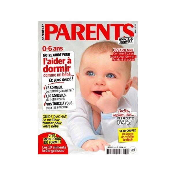 Magazine Parents - Février 2017