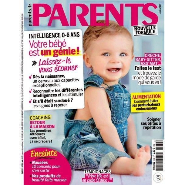 Magazine Parents - Mai 2017