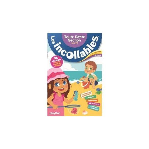 Cahier de vacances Incollables TPS