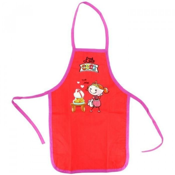 Tablier de cuisine tiniloo for Tablier cuisine fille