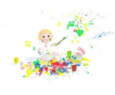Février 14 - J'apprends les couleurs !