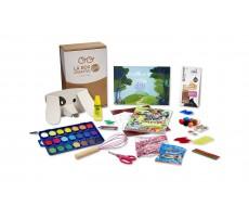 Février 14 - Edition spéciale : la box créative Gulli by Tiniloo