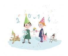 Janvier 14 - Mes bonnes résolutions !