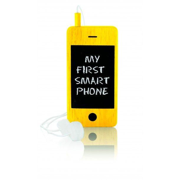 Ardoise Mon premier smartphone i-Woody