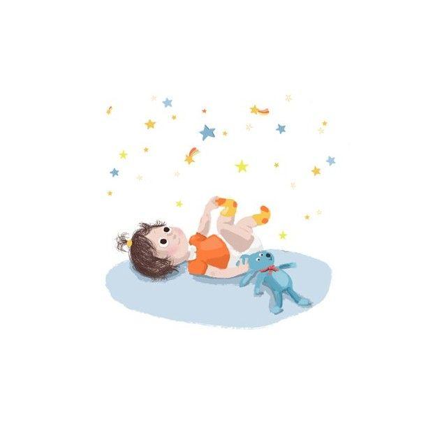 Août 13 - Bébé dans les étoiles