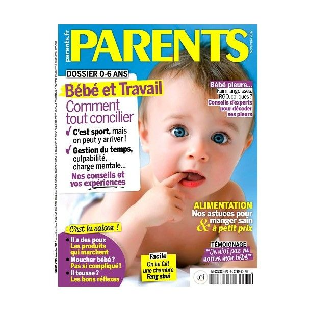Magazine Parents - Août/Septembre 2017