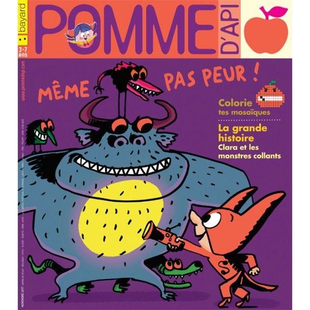 Magazine Pomme d'Api - Novembre 2017