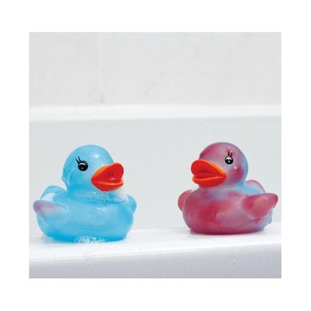 Canard de bain magique