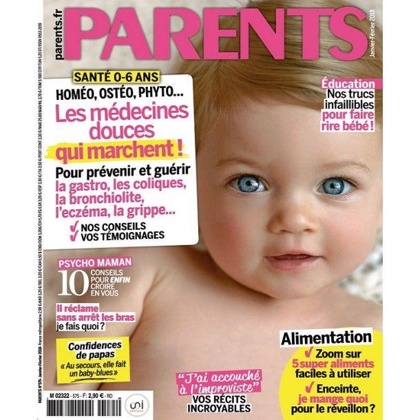 Magazine Parents - Janvier 2018