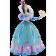 Figurines Prince et Princesse