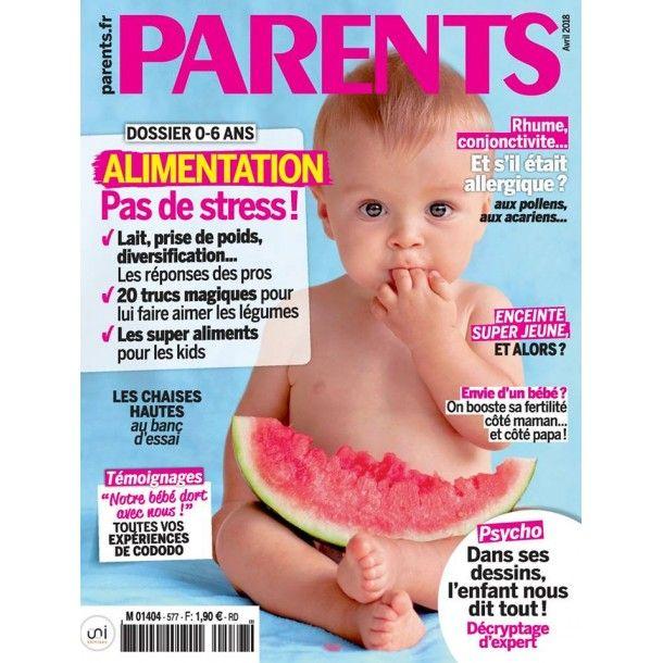 Magazine Parents - Février 2018