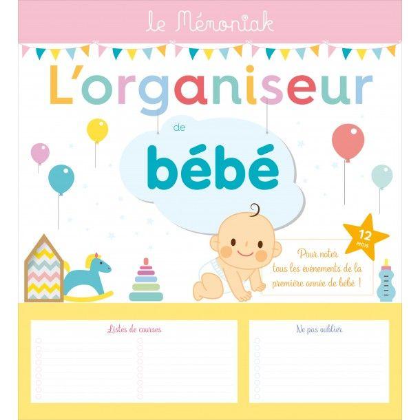 L'organiseur de bébé Mémoniak
