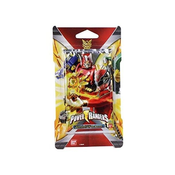 Cartes Power Rangers