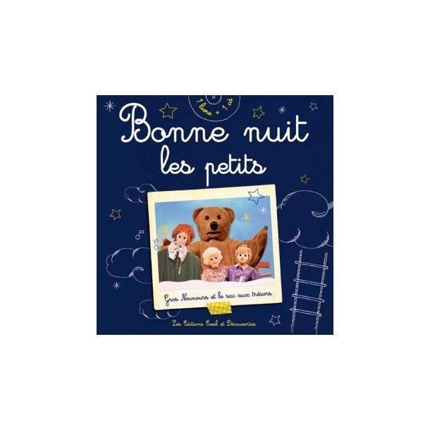 livre cd bonne nuit les petits