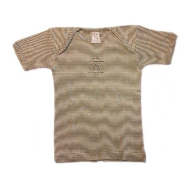 T-shirt en coton biologique 3/6 mois