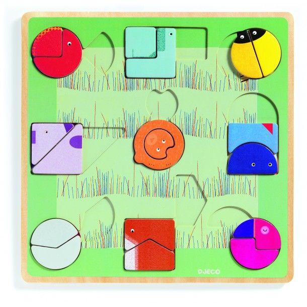 Puzzle Ludiform