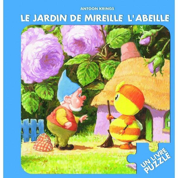 Le jardin de Mireille l'abeille