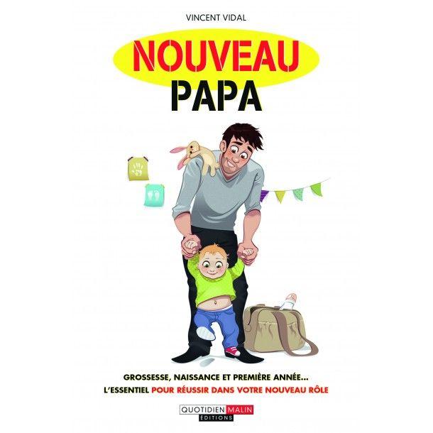 BD Nouveau papa
