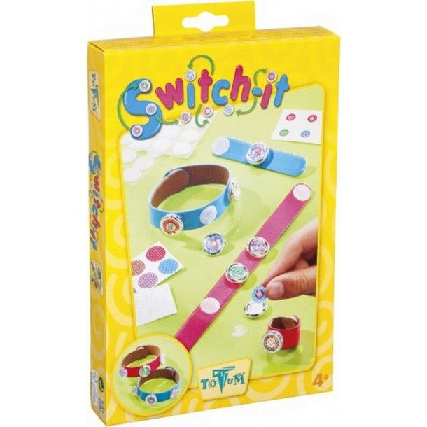 Kit Switch-it - Bracelets et bagues