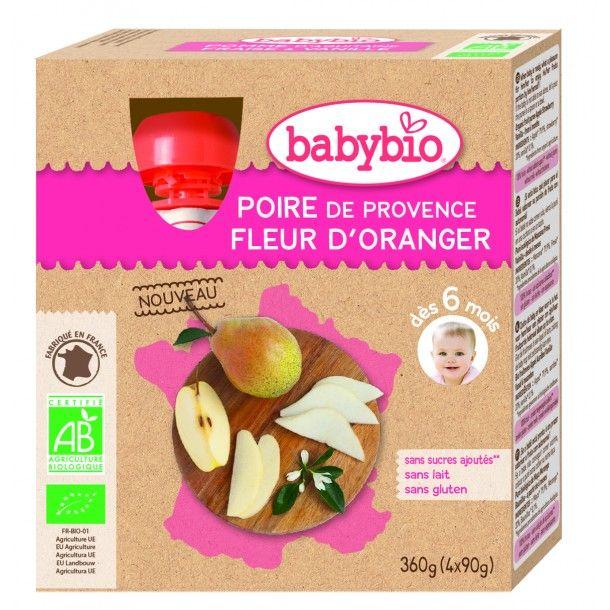 Gourdes oire de Provence - Fleur d'oranger