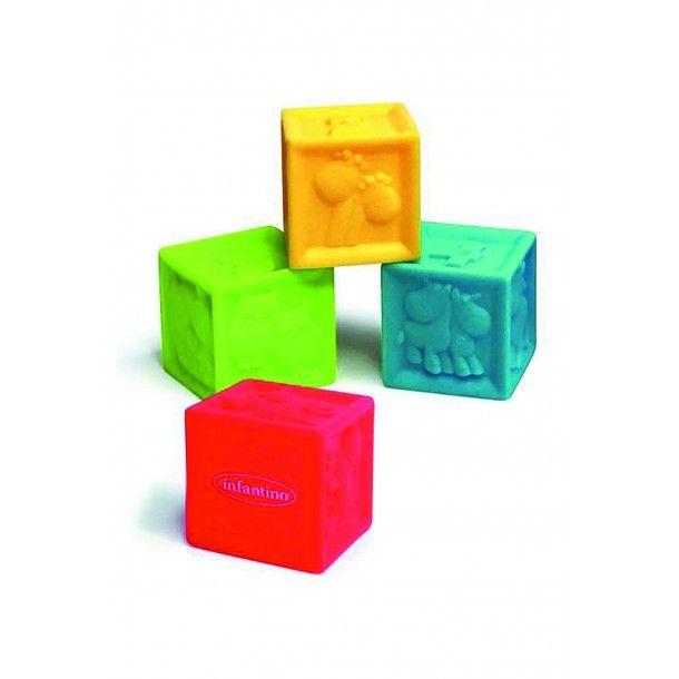 Cubes sensoriels